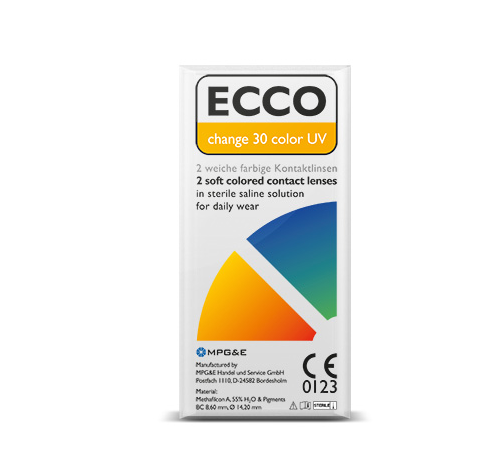 Ecco Change 30 Color, MPG&E (2 Stk.)
