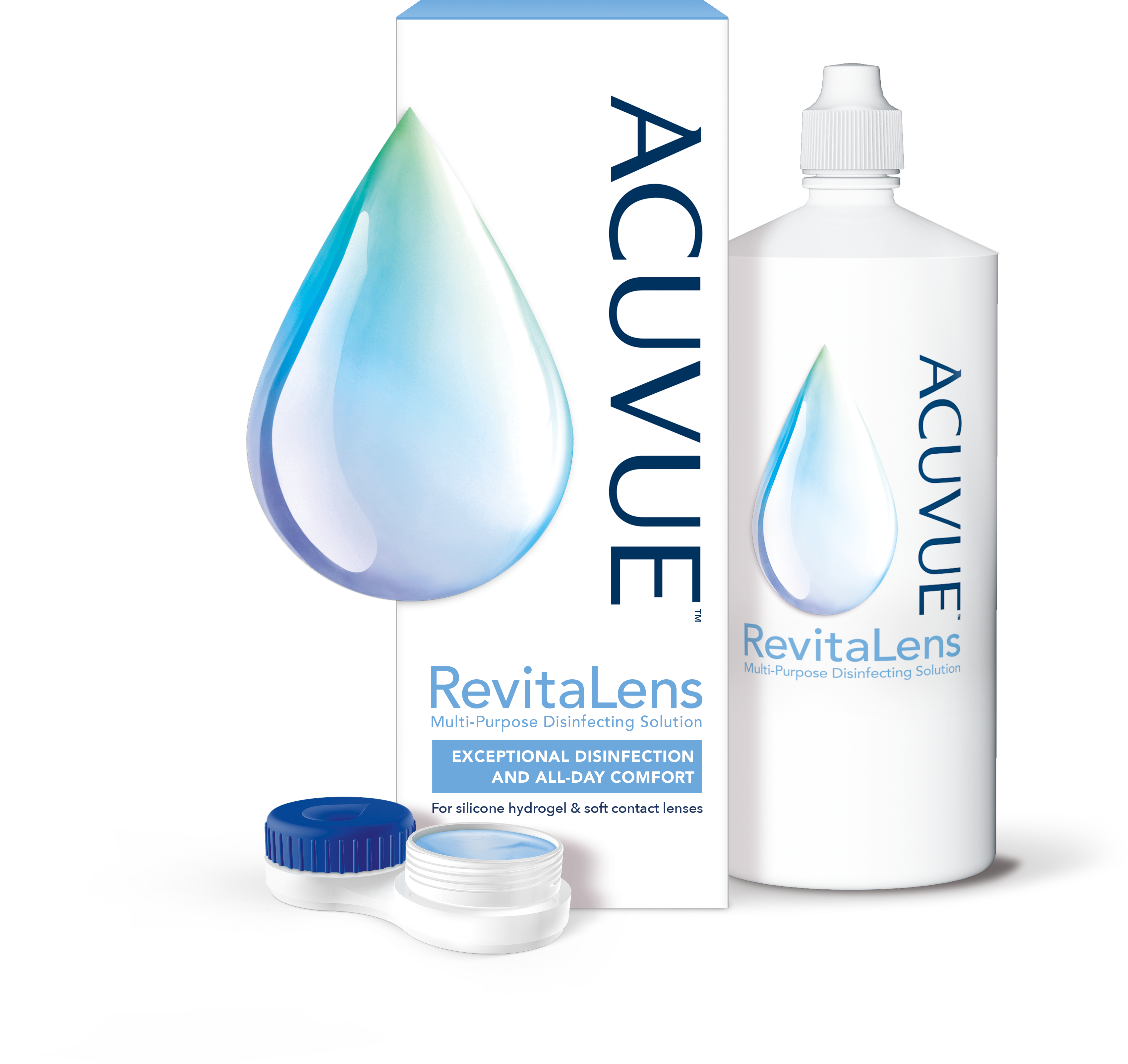 ACUVUE Revitalens, AMO (100 ml)