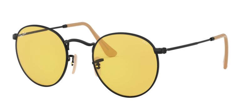 Ray-Ban ROUND METAL RB3447 90664A