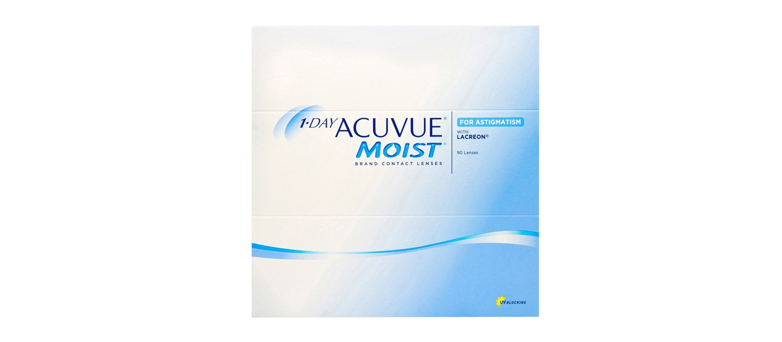 1-Day ACUVUE Moist for Astigmatism, Johnson & Johnson (90 Stk.)
