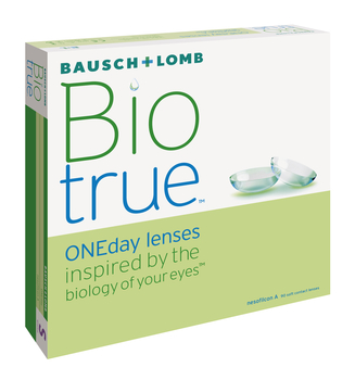 Biotrue ONEday, Bausch & Lomb (90 Stk.)