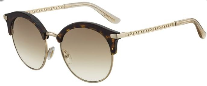 Jimmy Choo Sonnenbrille HALLY/S 086