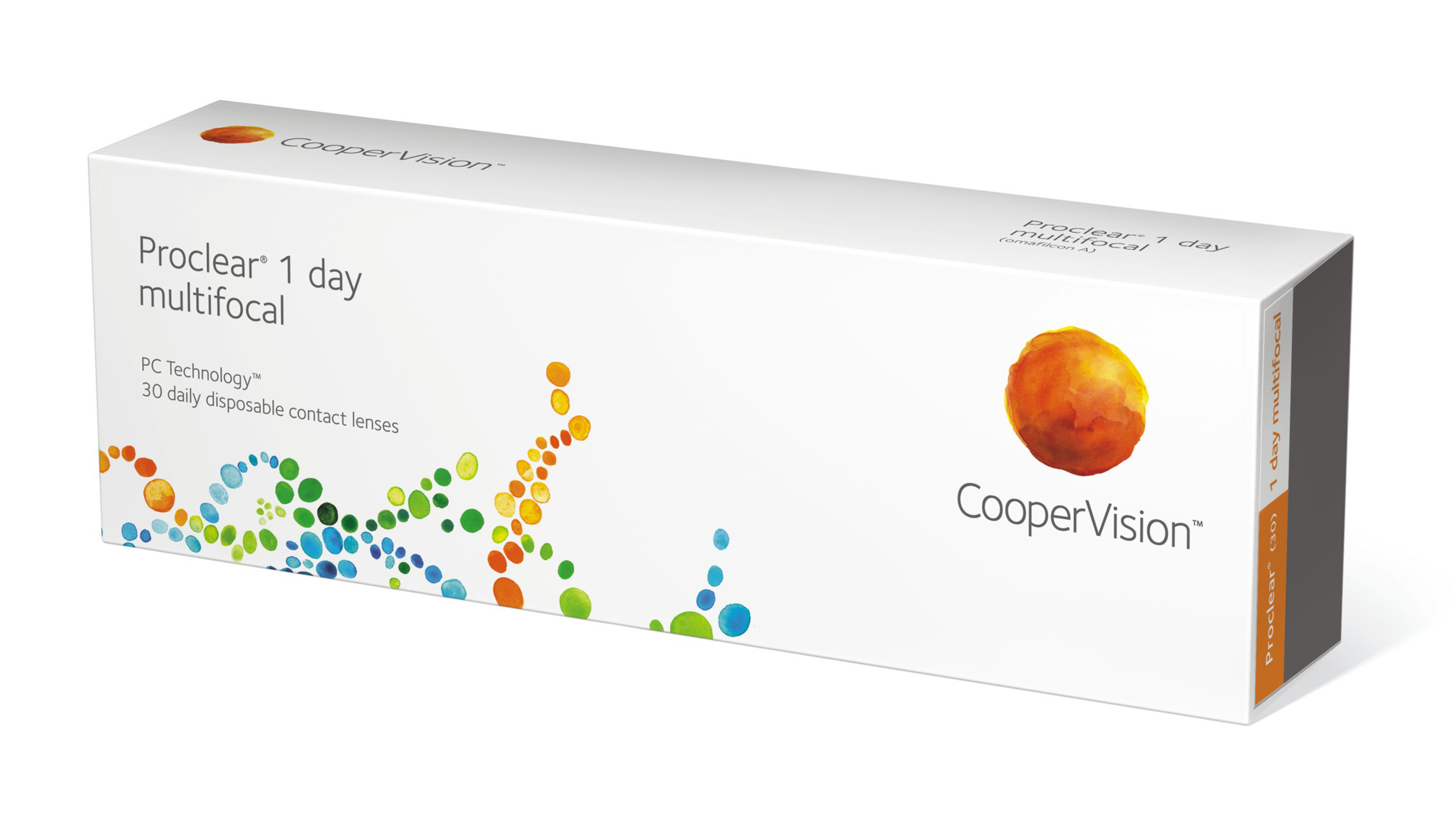 Proclear 1 Day Multifocal,Cooper Vision (30 Stk.)