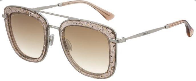 Jimmy Choo Sonnenbrille GLOSSY/S FWM
