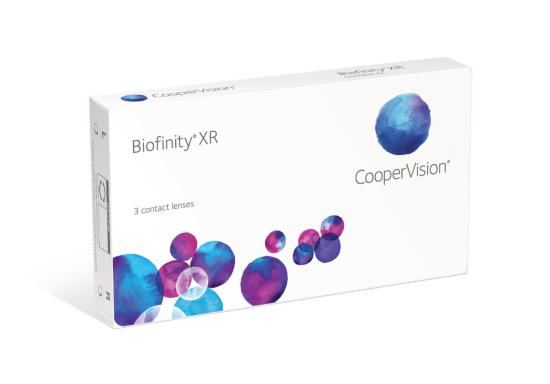Biofinity XR, Cooper Vision (6 Stk.)