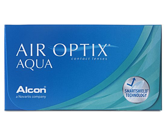 Air Optix Aqua, Alcon (6 Stk.)