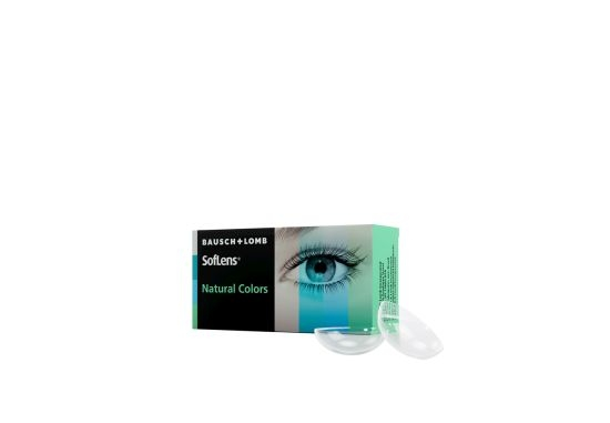 Soflens Natural Colours, Bausch & Lomb (2 Stk.)