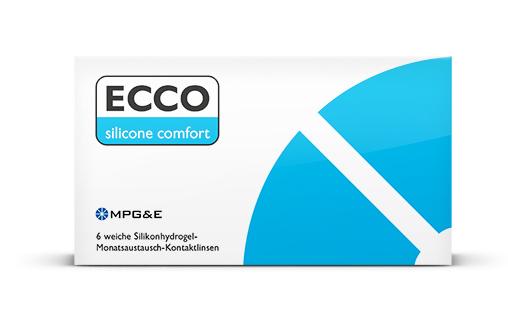 Ecco Silicone Comfort T, MPG&E (6 Stk.)