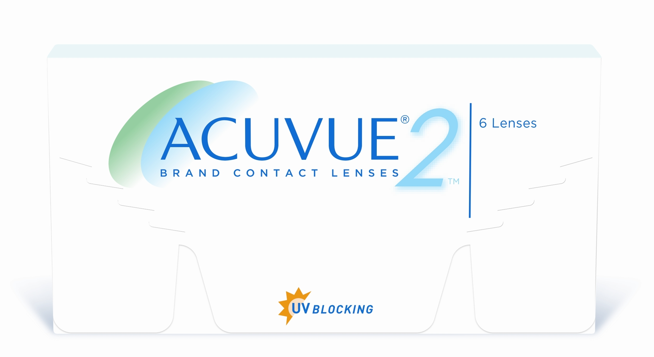 Acuvue 2, Johnson & Johnson (6 Stk.)