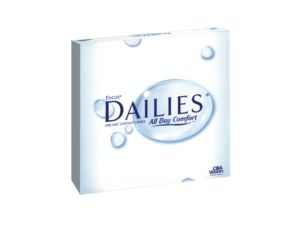 Focus DAILIES All Day Comfort, Alcon (90 Stk.)
