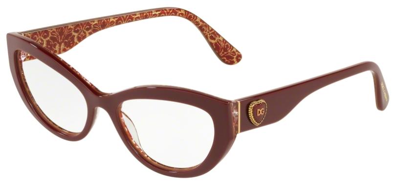 Dolce & Gabbana Brille DG3306 3205