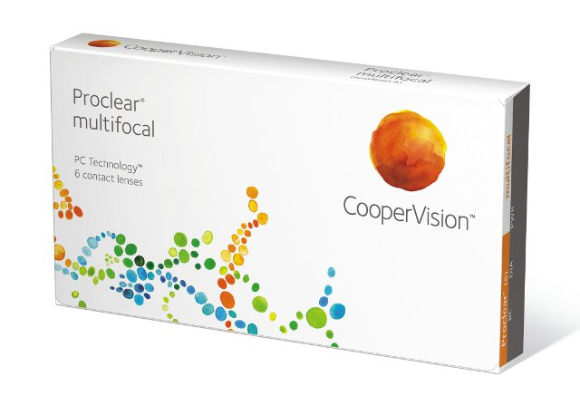 Proclear Multifocal, Cooper Vision (3 Stk.)