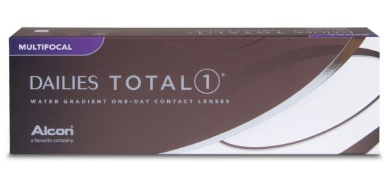 Dailies Total 1 Multifocal, Alcon (30 Stk.)