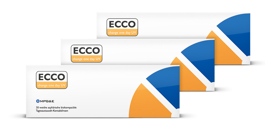 Ecco Change OneDay UV, MPG&E (90 Stk.)