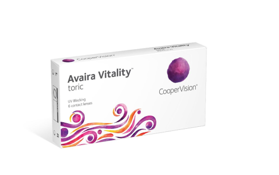 Avaira Vitality Toric, Cooper (6 Stk.)