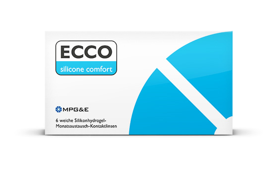 Ecco Silicone Comfort, MPG&E (6 Stk.)
