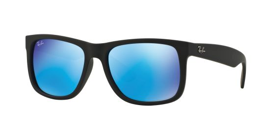 Ray-Ban Justin Rubber RB4165 622/55