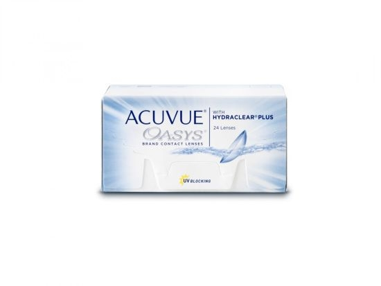 Acuvue OASYS with Hydraclear Plus, Johnson & Johnson (24 Stk.)