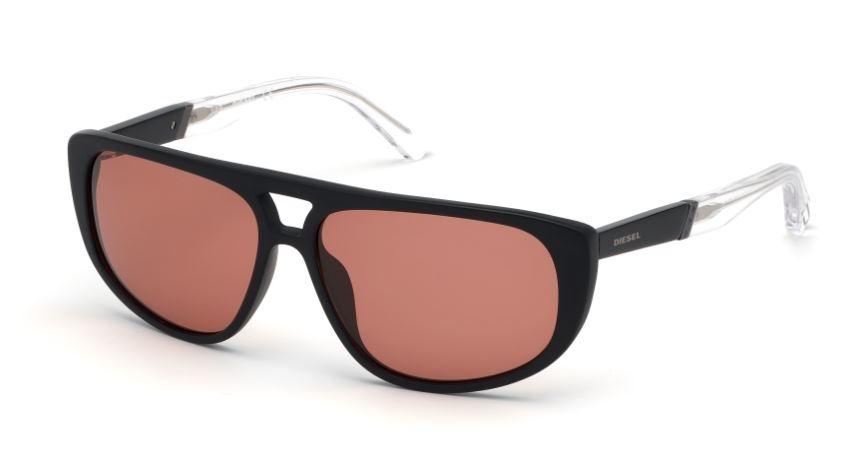 Diesel Sonnenbrille DL0300 02S