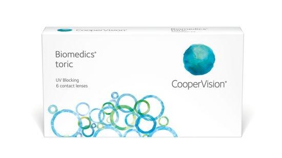 Biomedics Toric, Cooper (6 Stk.)