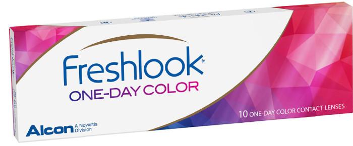 FreshLook OneDay, Alcon (10 Stk.)