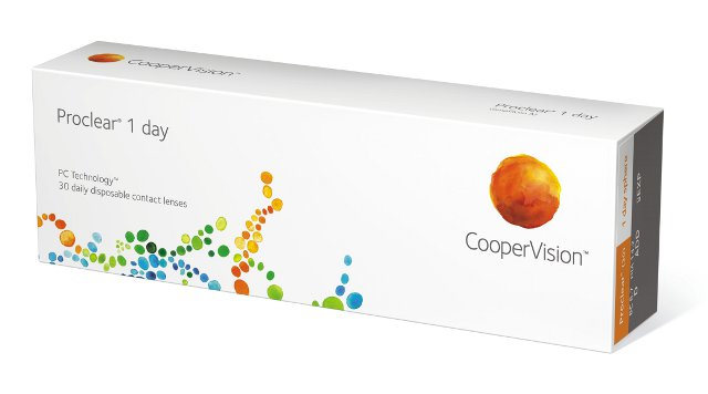 Proclear 1 Day,Cooper Vision (30 Stk.)
