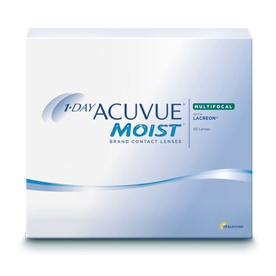 1-Day ACUVUE Moist Multifocal, Johnson & Johnson (90 Stk.)
