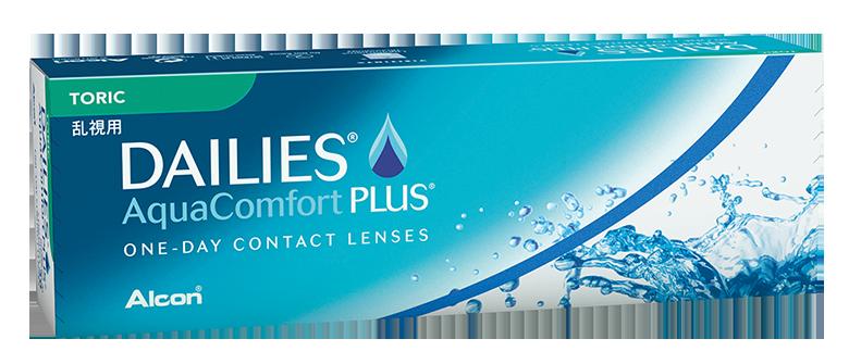 Dailies Aqua Comfort Plus Toric, Alcon (30 Stk.)