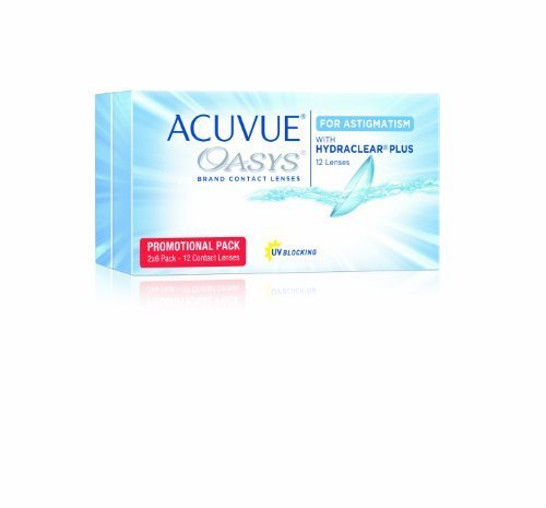Acuvue OASYS for Astigmatism, Johnson & Johnson (12 Stk.)