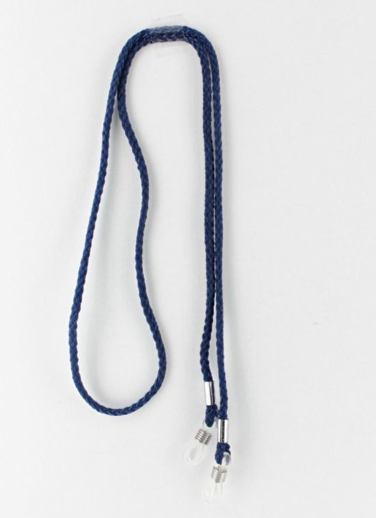Brillenband blau