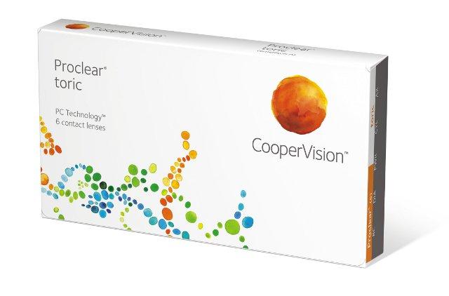 Proclear Toric, Cooper Vision (6 Stk.)
