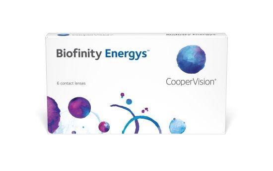 Biofinity Energys, Cooper Vision (6 Stk.)