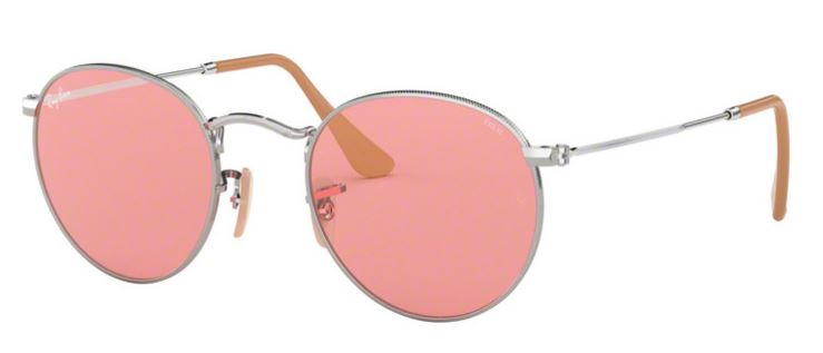 Ray-Ban ROUND METAL RB3447 9065V7