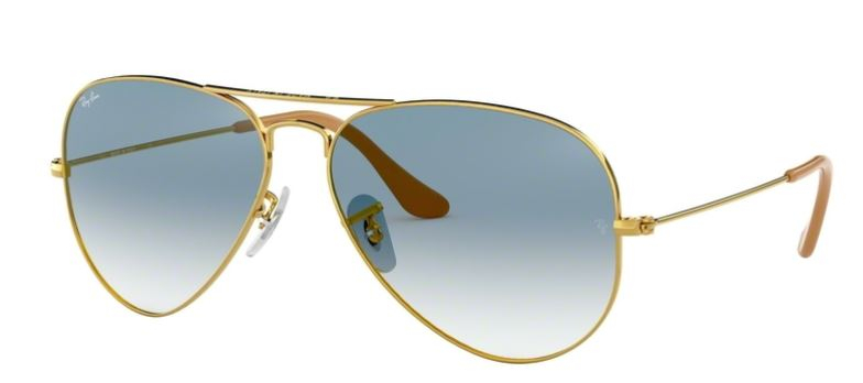 Ray-Ban Aviator Large Metal RB3025 001/3F